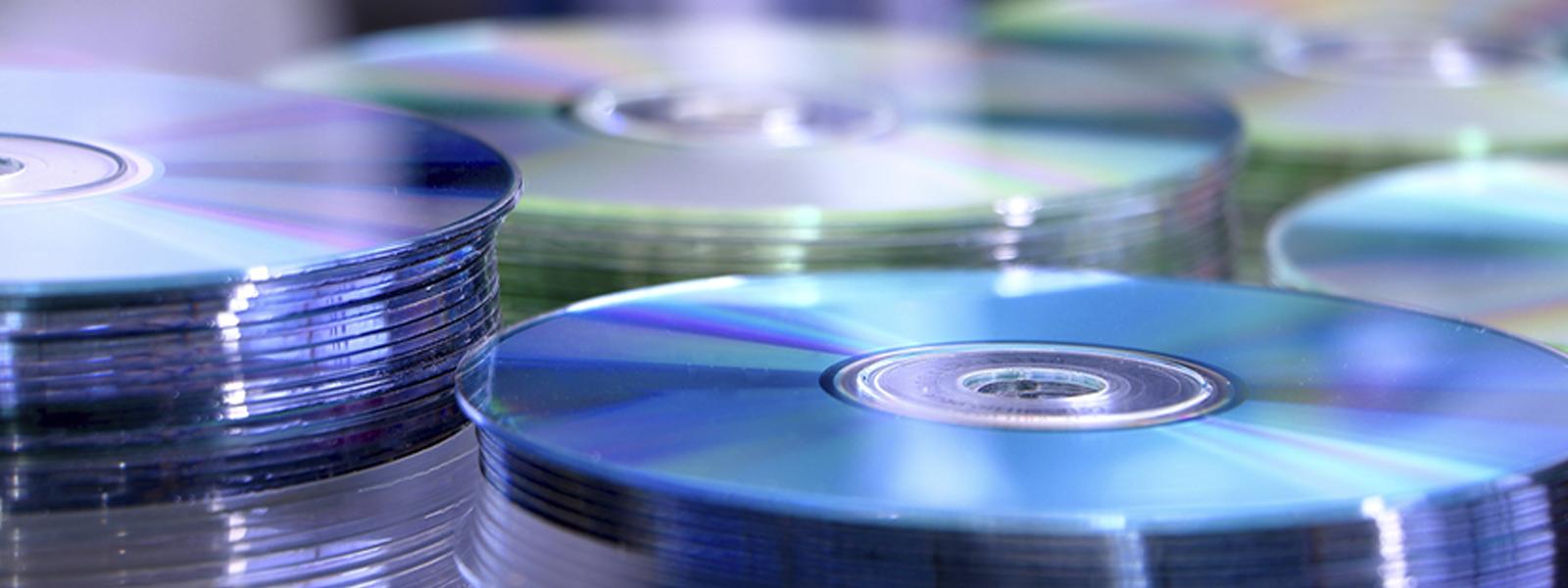 CD en DVD Profact International